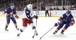 Columbus Blue Jackets, New York Islanders, Artemi Panarin