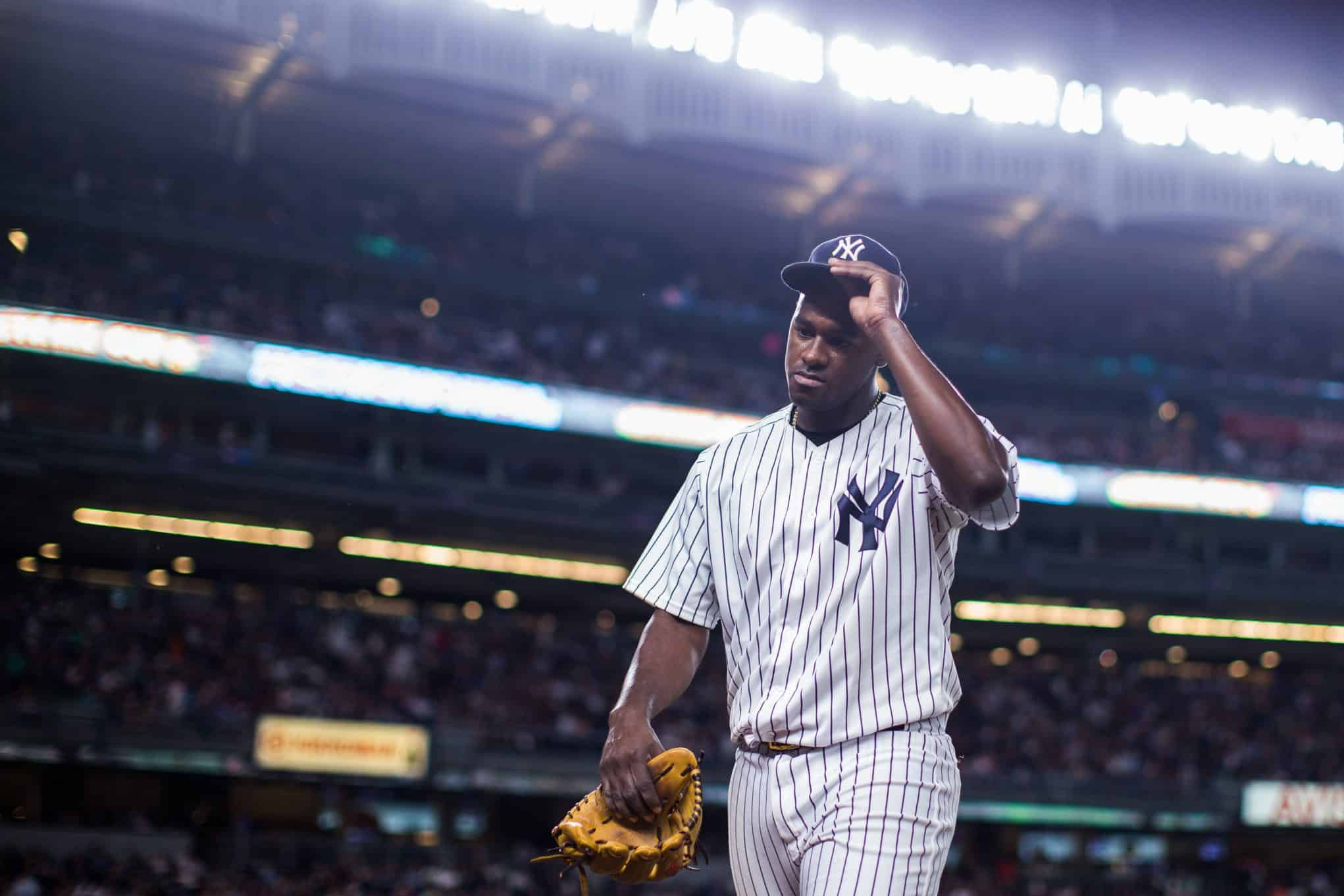 Luis Severino isn't exactly back to his old self quite yet