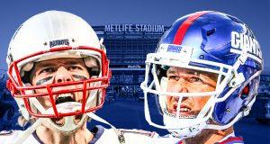 Eli Manning Tom Brady