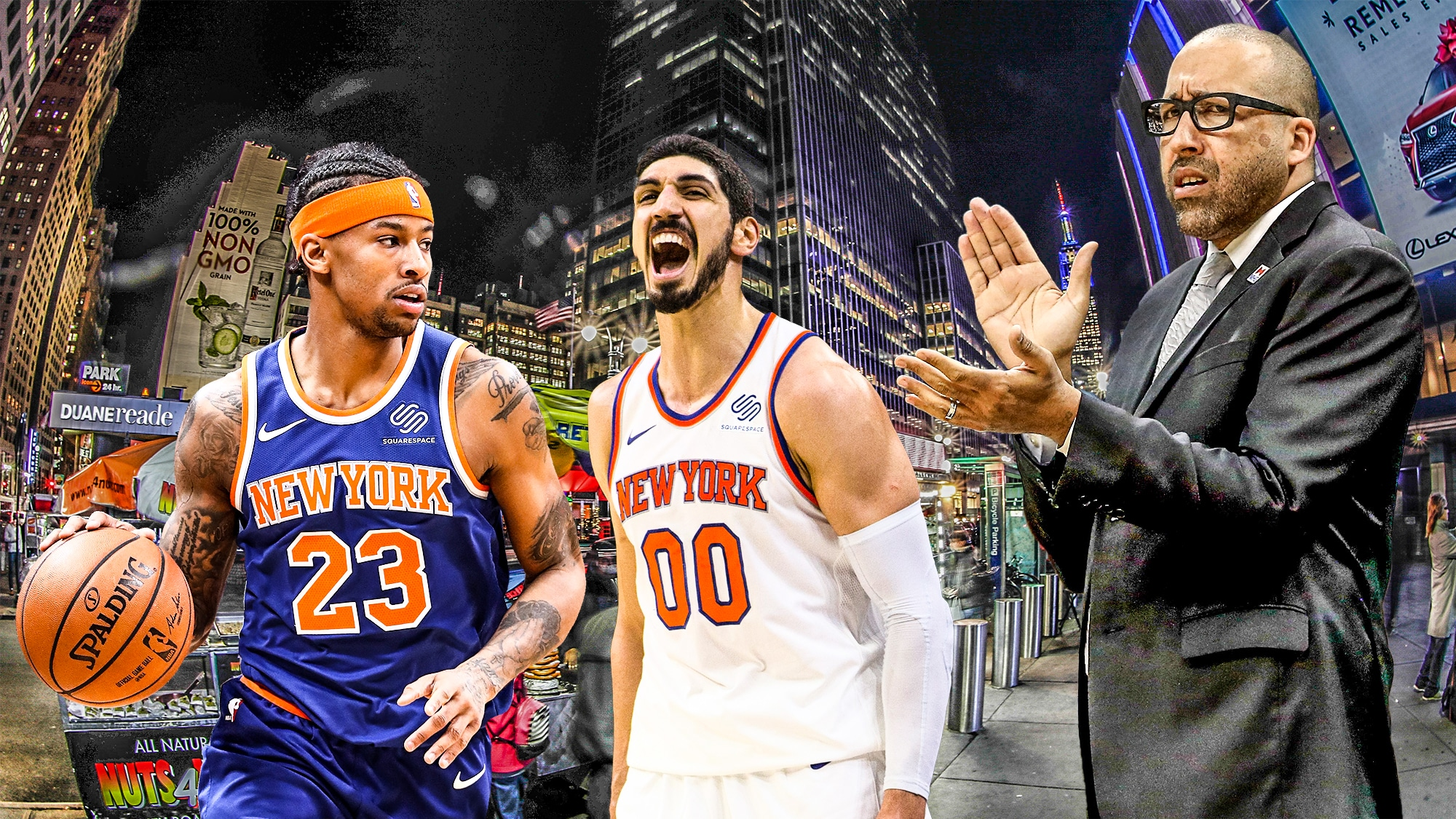 New York Knicks: Top 3 players likely to clash with David