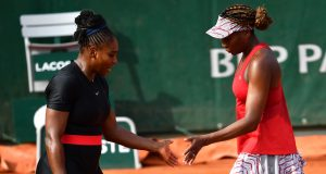 Venus and Serena Williams are set to face off in New York.