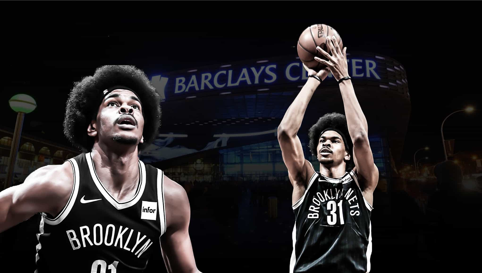 new products 32293 dbd05 Brooklyn Nets: Jarrett Allen poised to make 'the leap' in ...