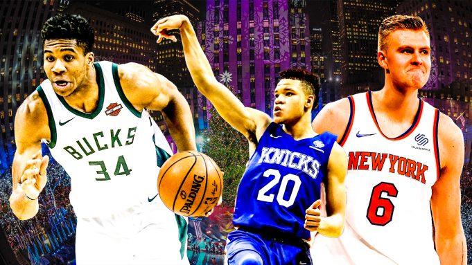 Knicks Bucks