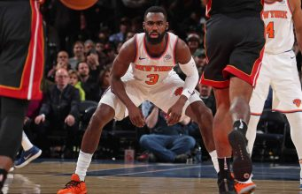 Tim Hardaway Jr. New York Knicks