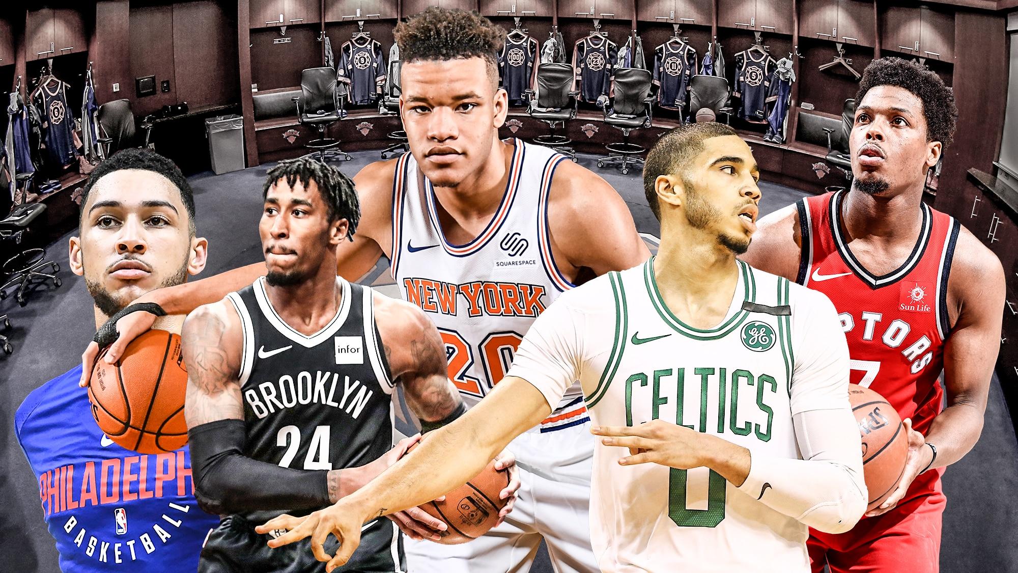 d0e27edc0c44 New York Knicks