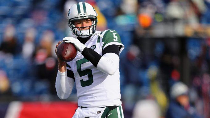 New York Jets Christian Hackenberg