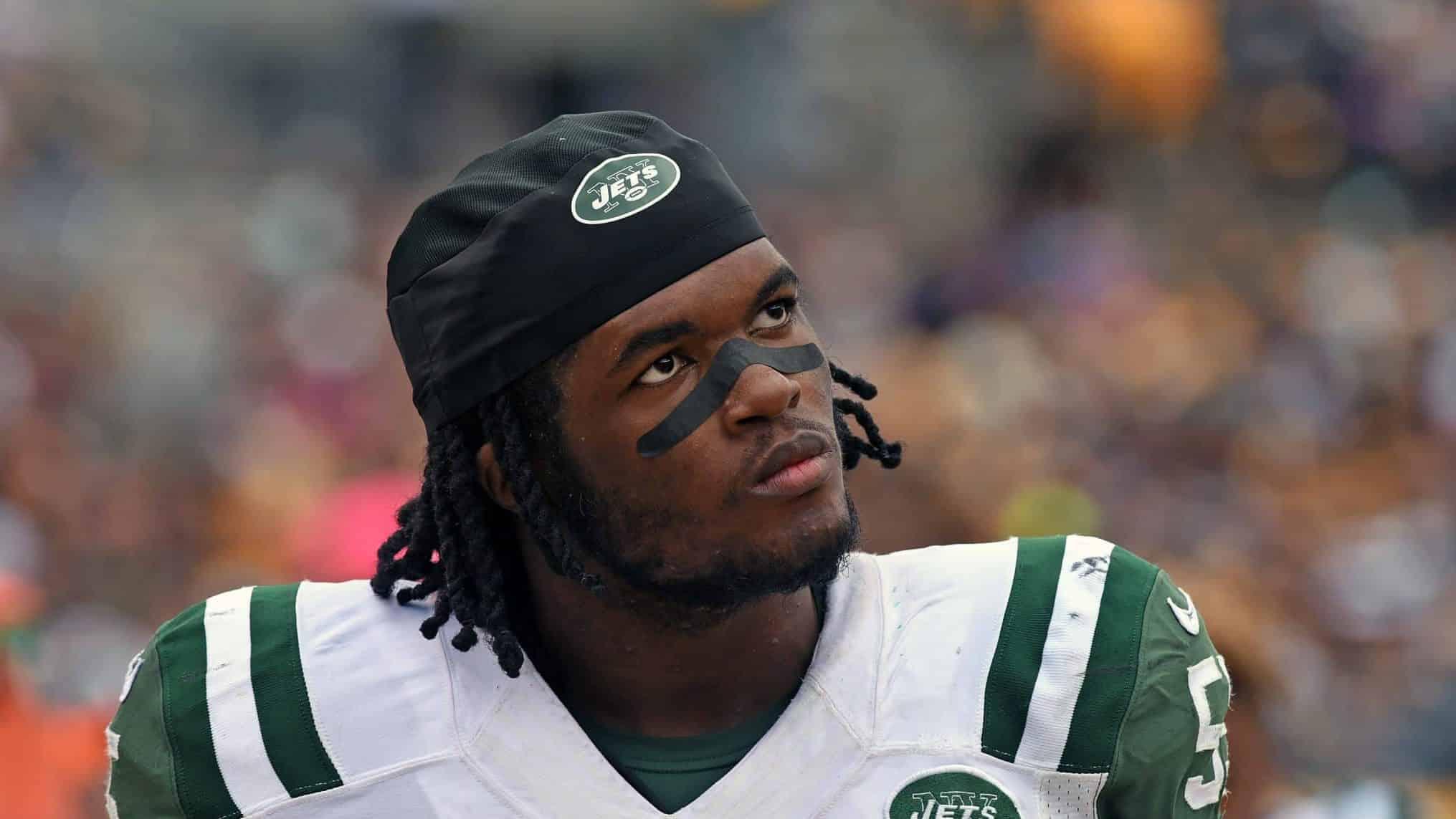 New York Jets news: Cryptic Lorenzo Mauldin tweets hint at his ...