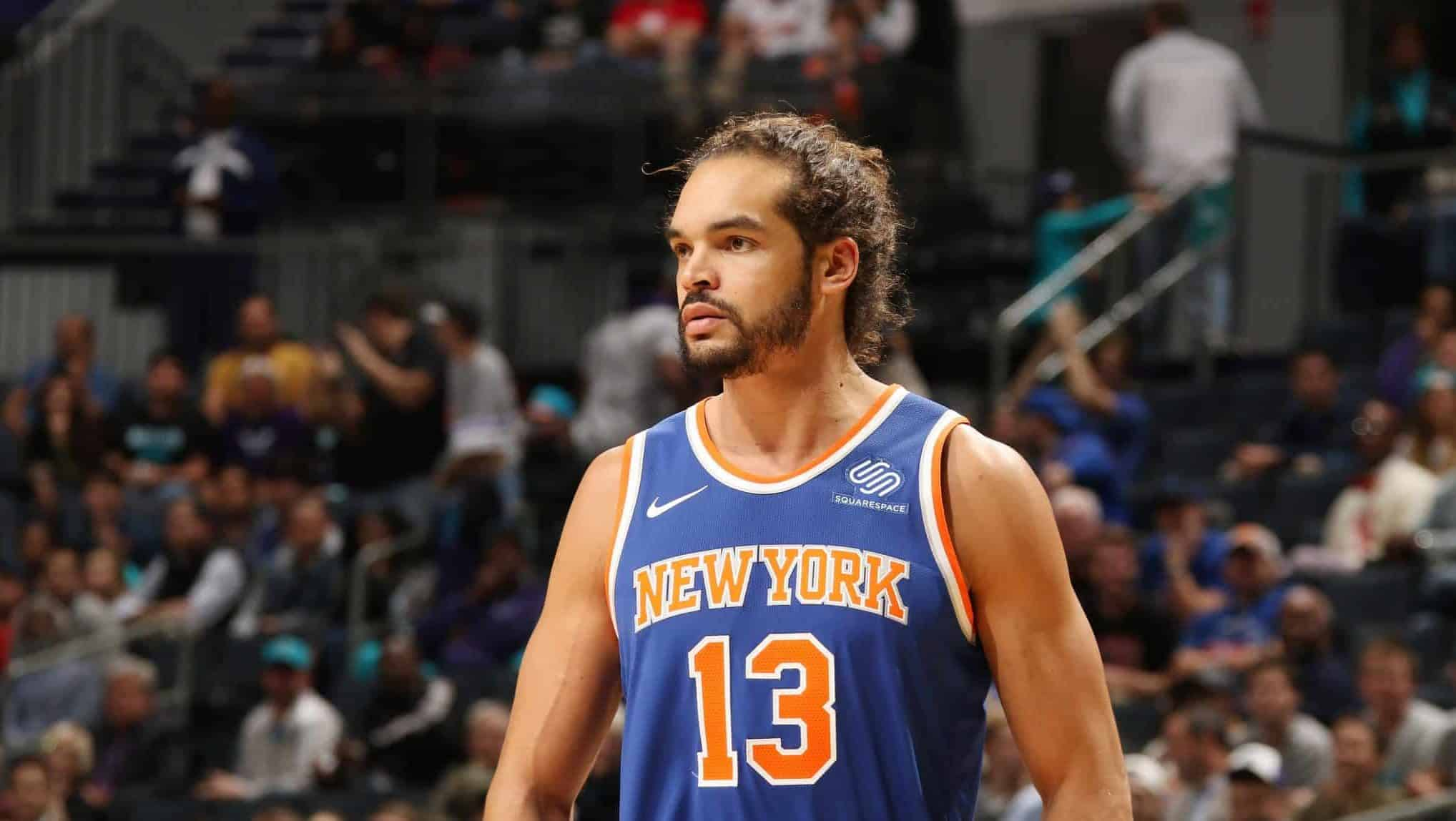 New York Knicks The Joakim Noah News Puts All Eyes On 2019