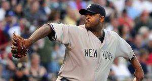 New York Yankees CC Sabathia