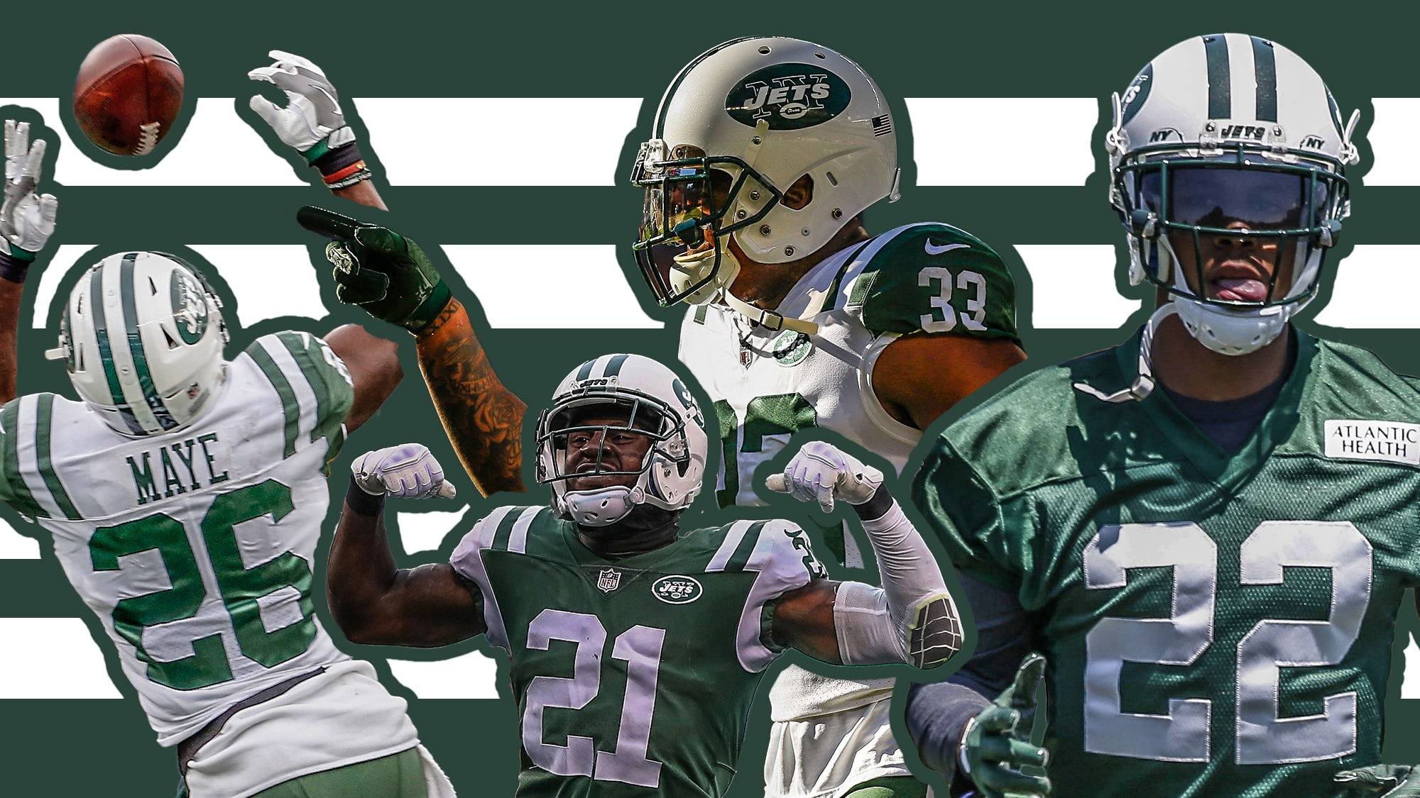 New York Jets Secondary