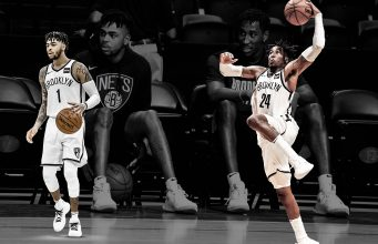 D'Angelo Russell and Rondae Hollis-Jefferson