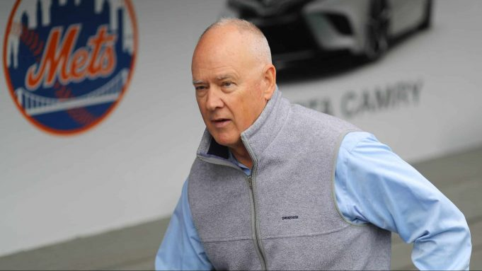 Sandy Alderson New York Mets
