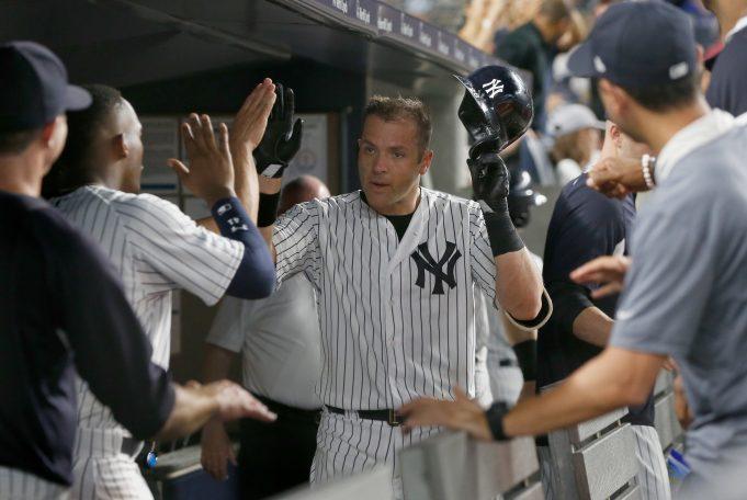 New York Yankees Austin Romine