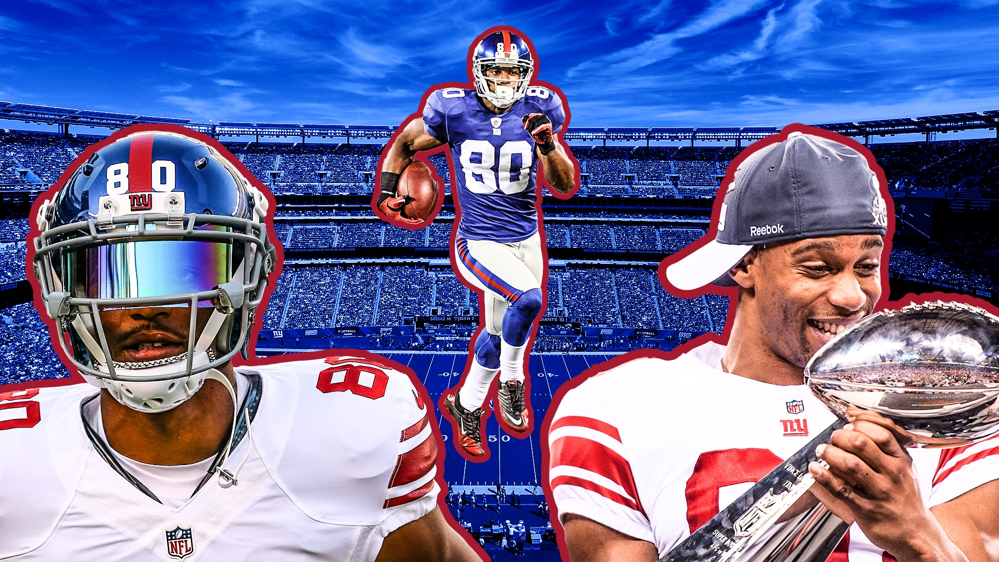 14a3d10f4 New York Giants  Victor Cruz s 5 greatest games of all-time