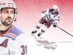 New York Rangers have to sign Mats Zuccarello
