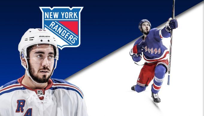 Rangers Zibanejad wants to be better this season