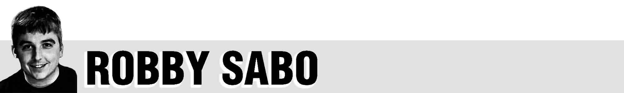 Robby Sabo