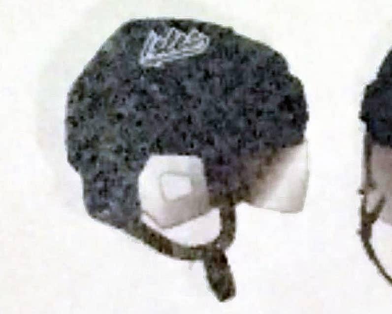 Islanders Alternate Helmet