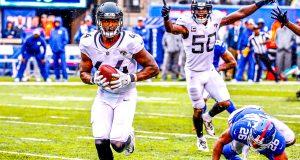 Jacksonville Jaguars v New York Giants