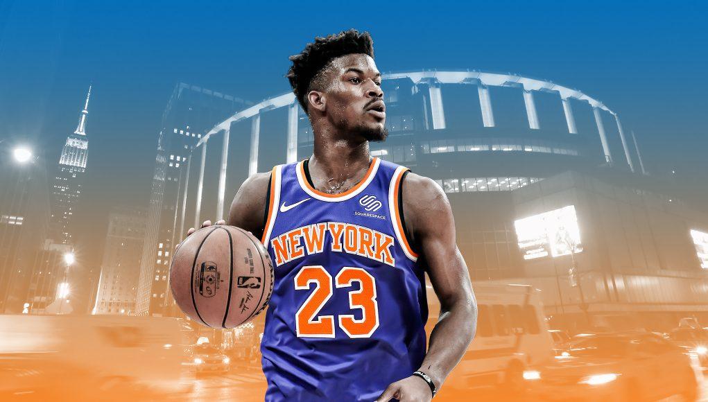 Knicks Jimmy Butler