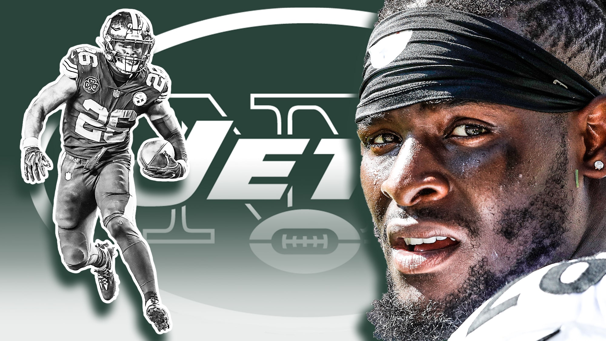Top New York Jets: Le'Veon Bell's wheel route 1 on 1 dominance (Film Room)  hot sale