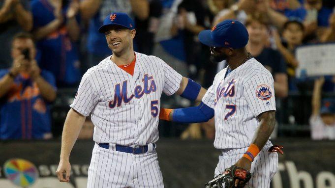 New York Mets David Wright Jose Reyes