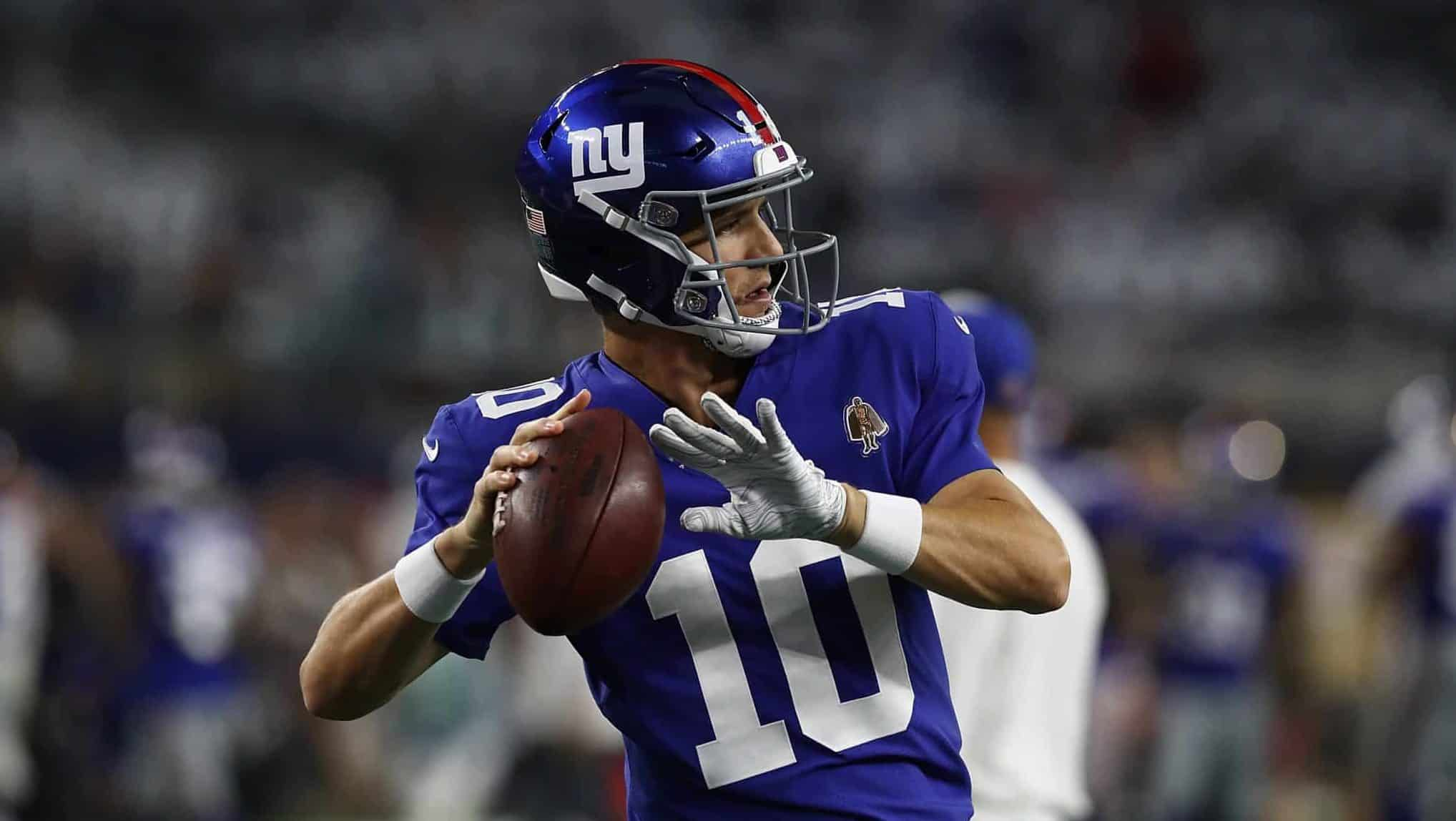 finest selection 95c42 d3075 New York Giants: Eli Manning is part of the problem (and ...