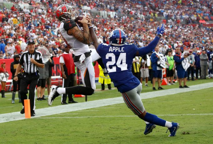 New York Giants injury report as they prepare for Saints