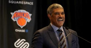 New York Knicks Steve Mills
