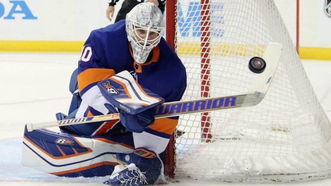 New York Islanders, Robin Lehner, Barclays Center