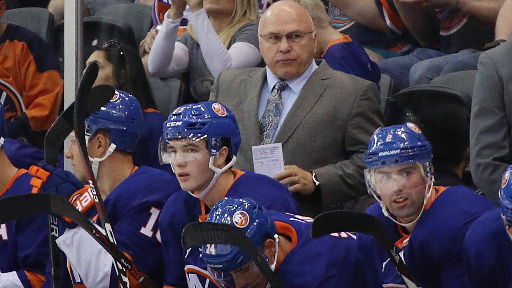 New York Islanders, Barry Trotz
