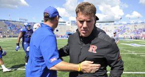 Rutgers v Kansas