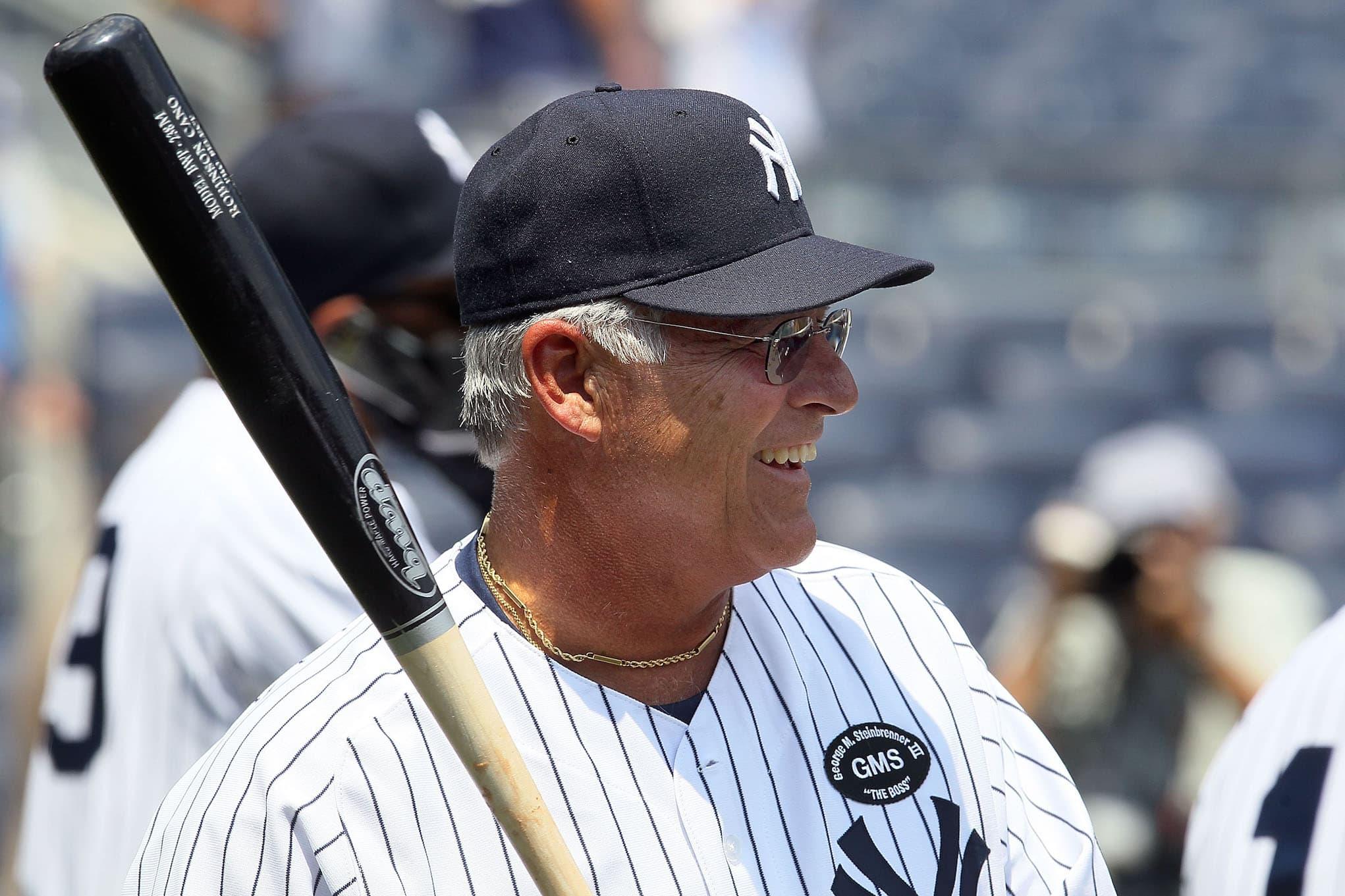 New York Yankees Bucky Dent