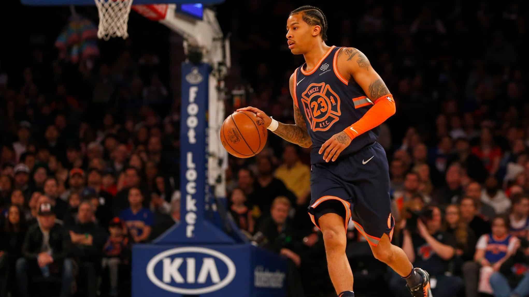 timeless design 79ec9 7f635 New York Knicks 2018-19 Expectations: The returning ...