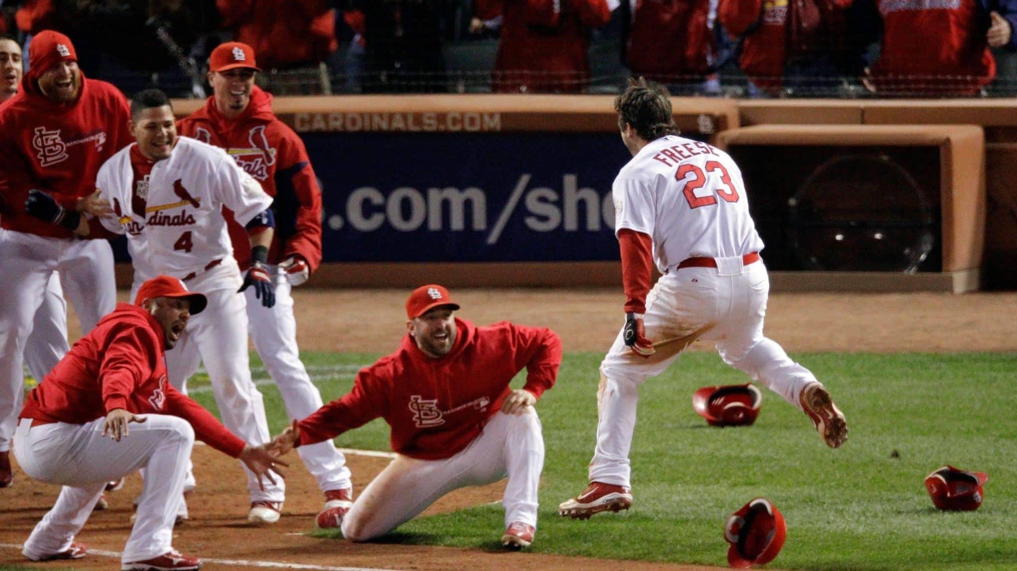 David Freese Cardinals