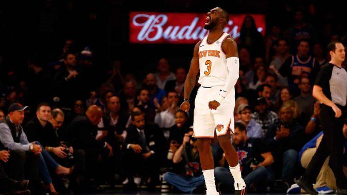 New York Knicks Tim Hardaway Jr.