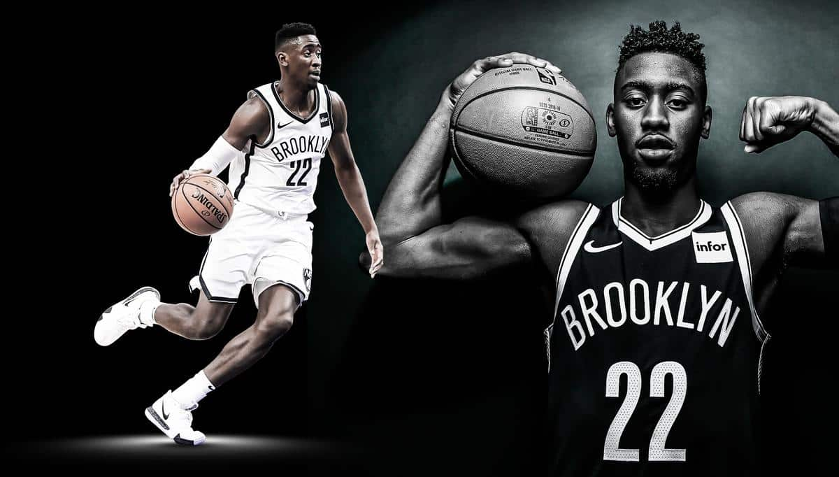 separation shoes 481f4 b8296 Brooklyn Nets: Young Caris LeVert is the rightful face of ...