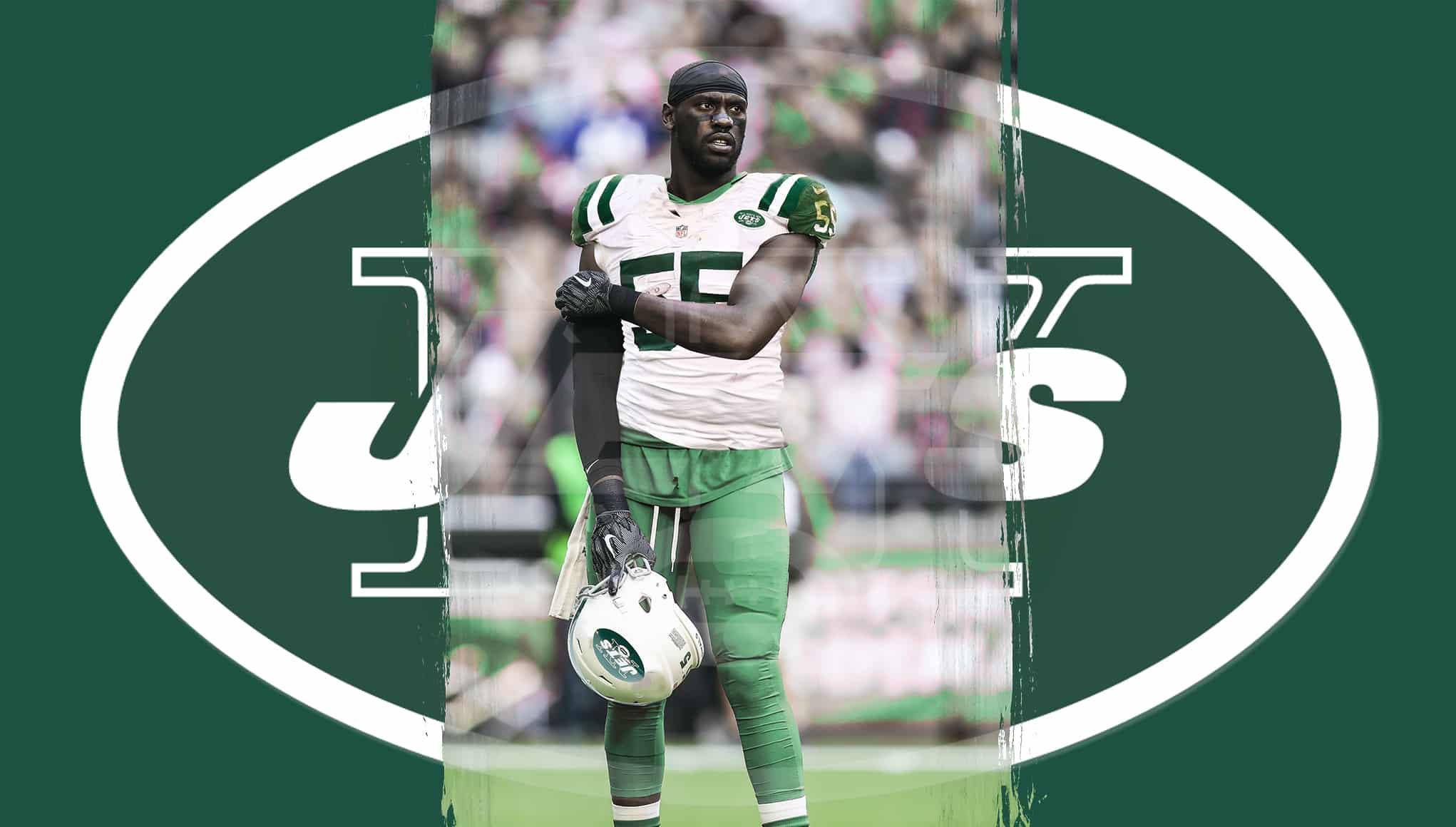 Chandler Jones New York Jets