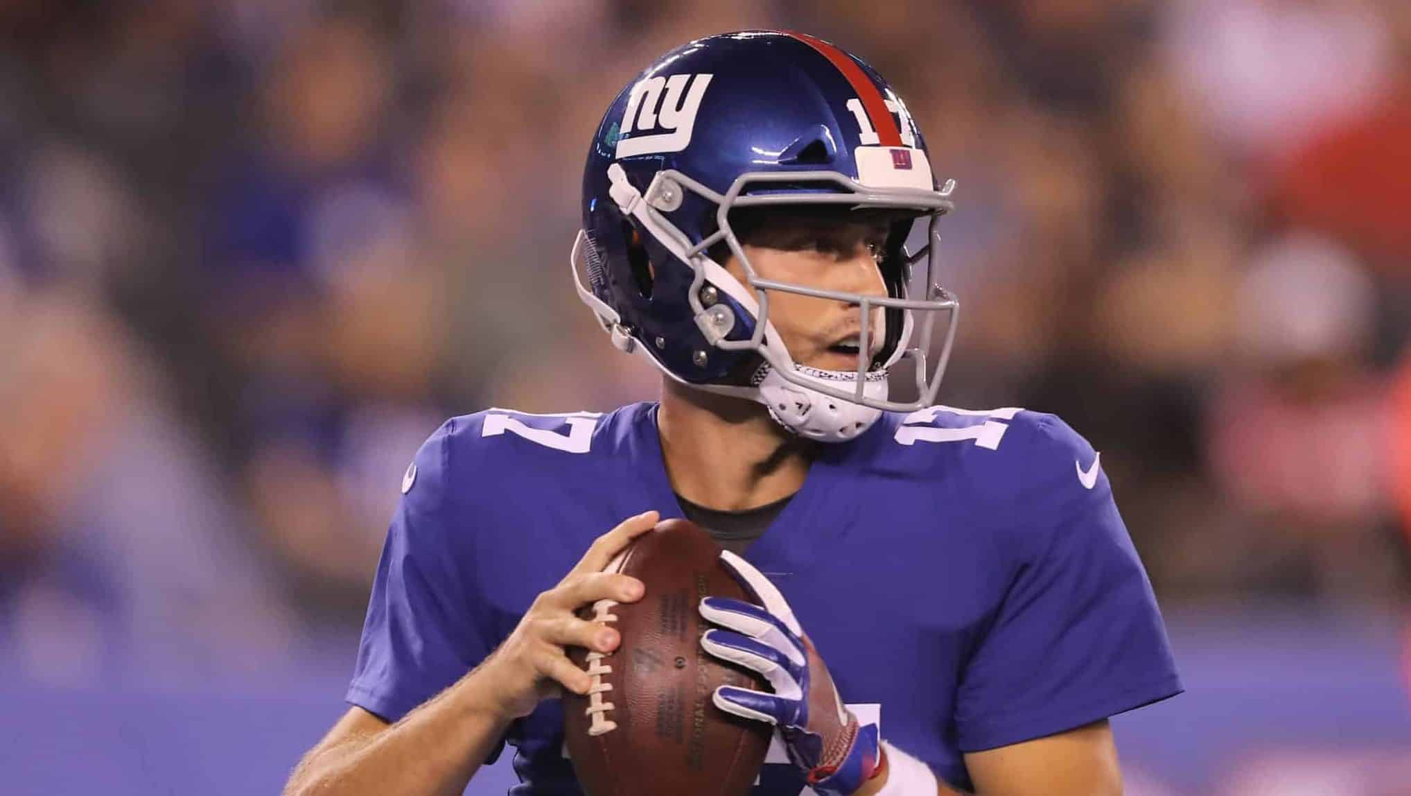 New York Giants Kyle Lauletta