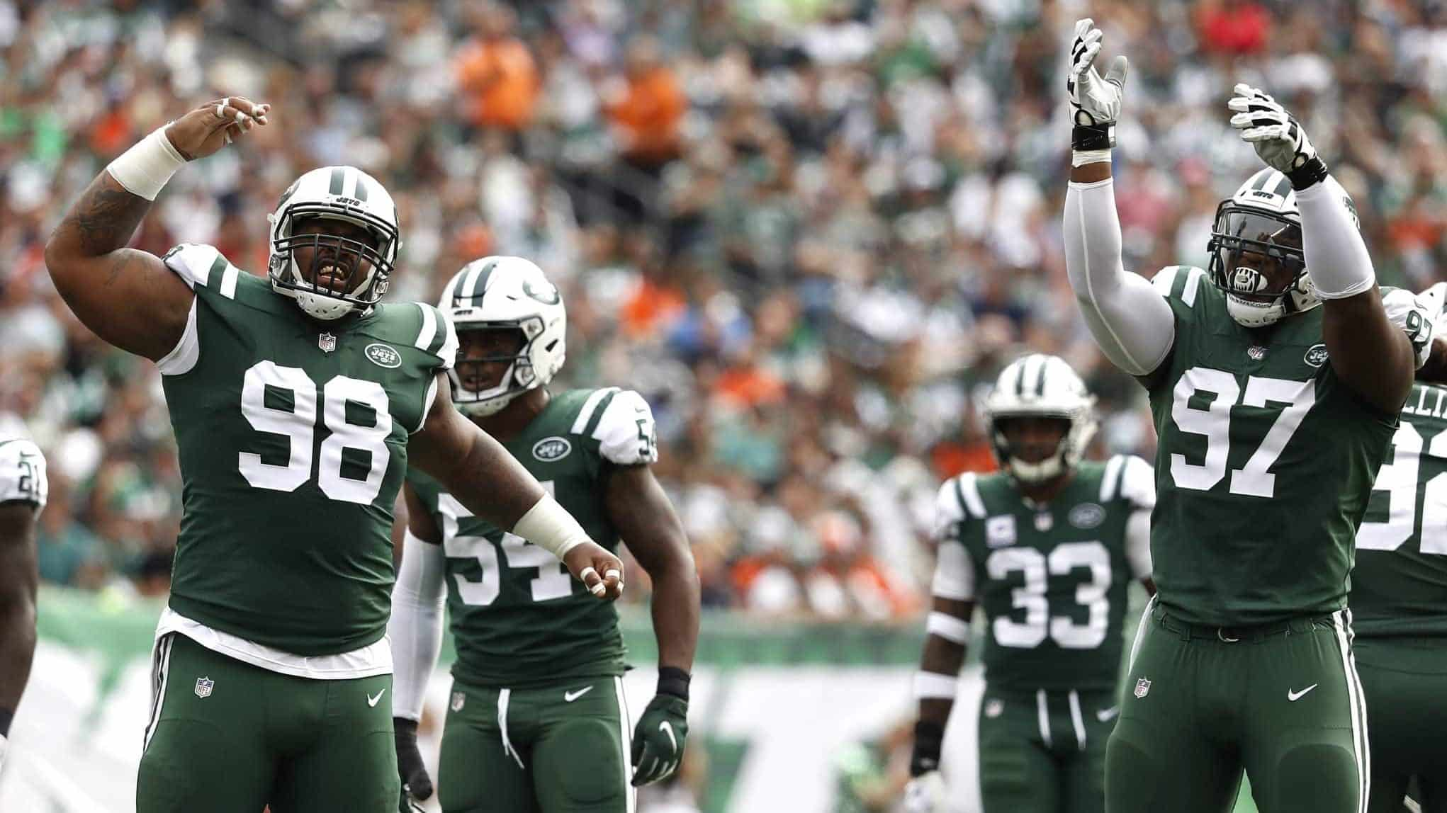quality design e0f8b 001dc Isaiah Crowell, Jamal Adams and defense help Jets end losing ...