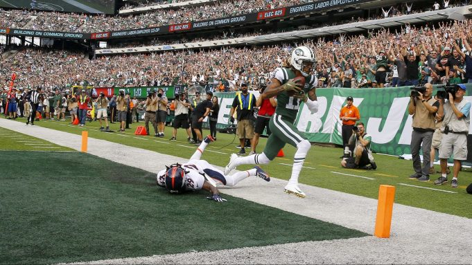 New York Jets Robby Anderson