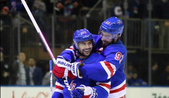 New York Rangers, Mika Zibanejad, Mats Zuccarello