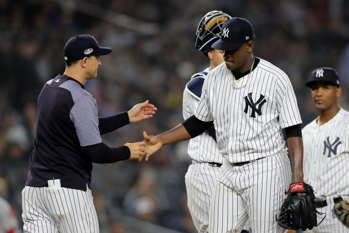 Key storylines as Yankees face elimination in Game 4