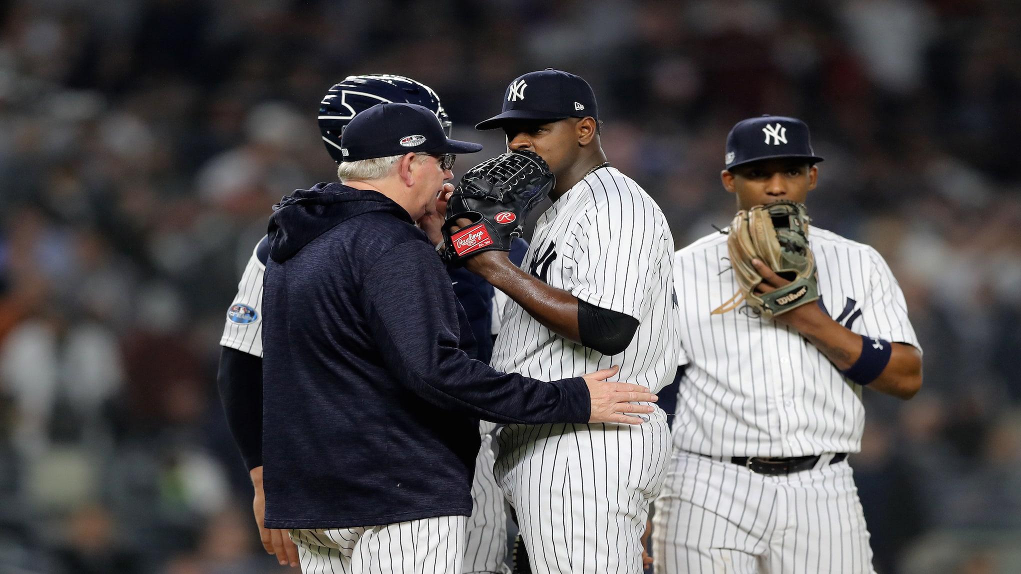 Larry Rothschild New York Yankees