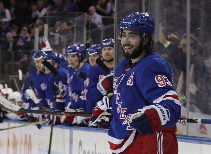 New York Rangers 3 stars: finding some positives