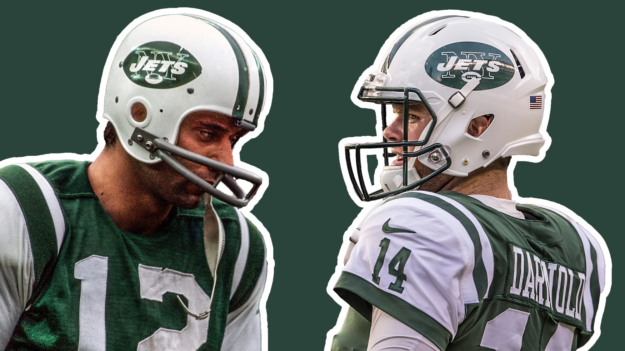 93ff14d2f0f New York Jets news: Joe Namath remains high on Sam Darnold (Video)