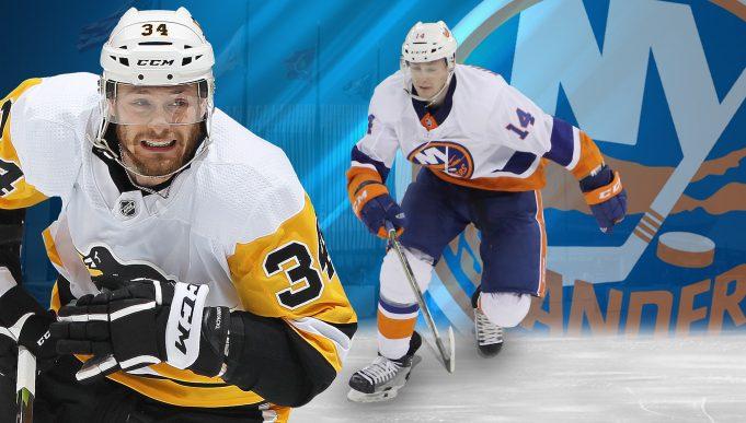 Tom Kühnhackl New York Islanders