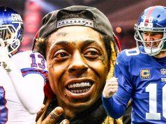 Lil Wayne New York Giants