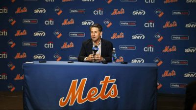 Jeff Wilpon New York Mets