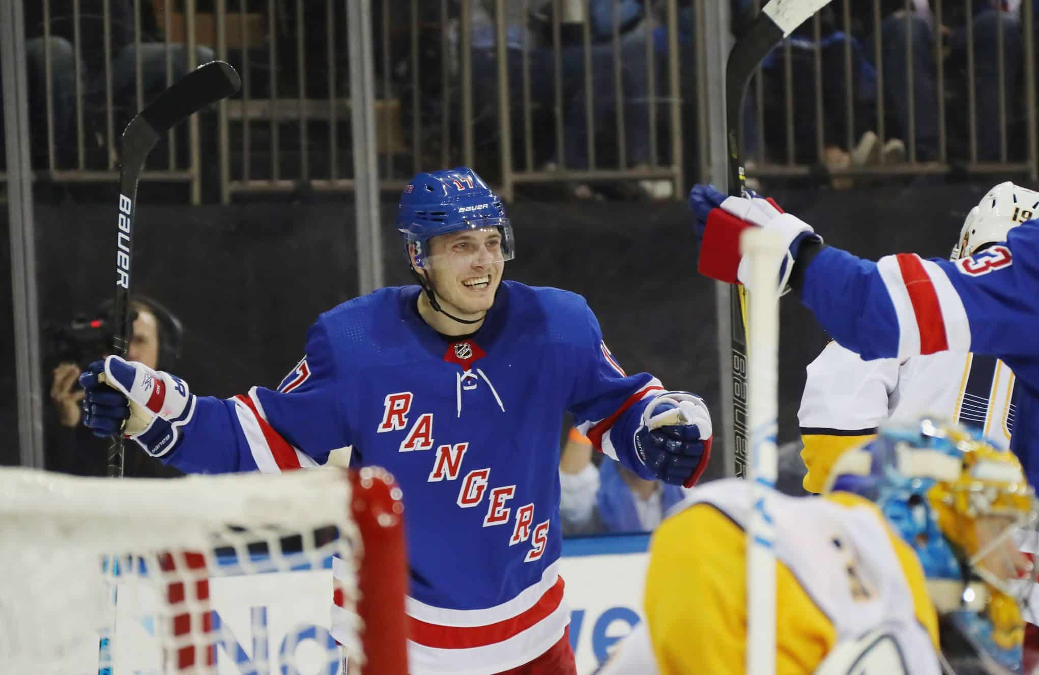 New York Rangers home opener shows the rebuild might not be so bad after all